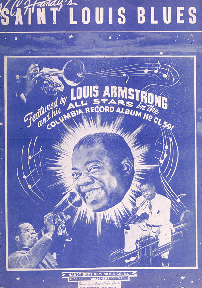 Musical instrument「St. Louis Blues Sheet Music」:写真・画像(5)[壁紙.com]