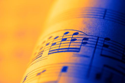 Chord「Sheet Music」:スマホ壁紙(6)