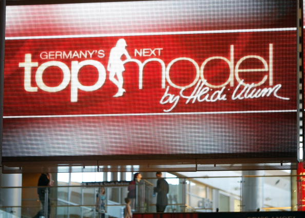 "Germany's Next Top Model「Heidi Klum Tapes ""Germany's Next Topmodel"" In Las Vegas」:写真・画像(4)[壁紙.com]"