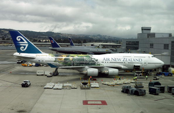 Wind「Air New Zealand Launches Non-Stop Between San Francisco And Auckland」:写真・画像(1)[壁紙.com]
