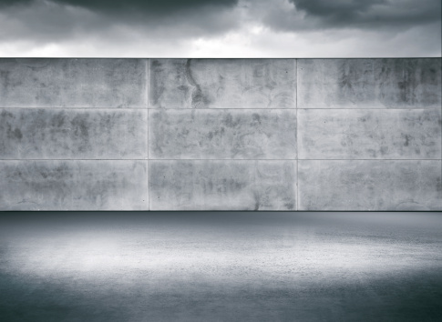 Concrete「Carpark Background」:スマホ壁紙(10)