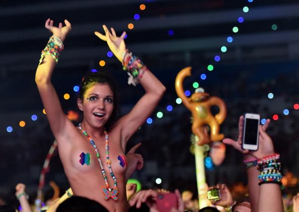 EDC「18th Annual Electric Daisy Carnival - Day 1」:写真・画像(10)[壁紙.com]
