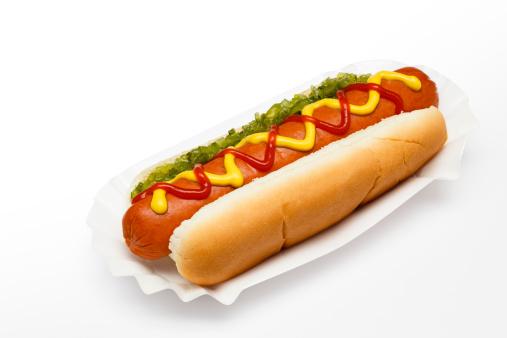 Hot Dog「Ballpark Hotdog (path)」:スマホ壁紙(4)