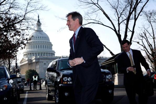 Variation「Massachusetts Senator-Elect Scott Brown Comes To Capitol Hill」:写真・画像(4)[壁紙.com]