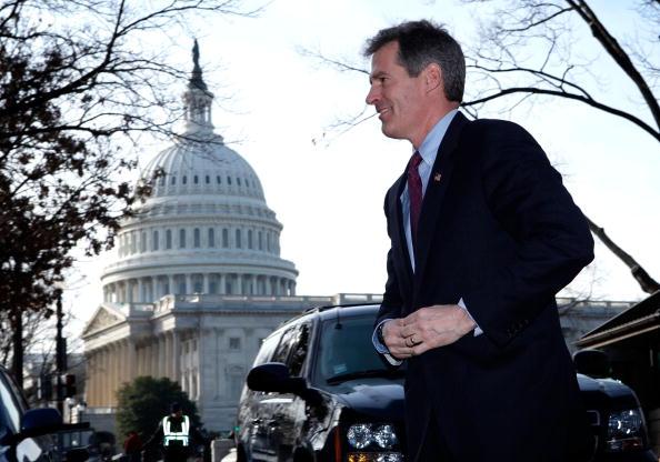 Variation「Massachusetts Senator-Elect Scott Brown Comes To Capitol Hill」:写真・画像(6)[壁紙.com]