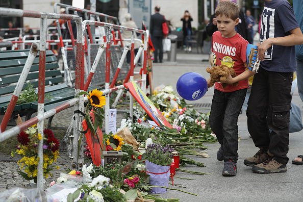 2016 Bastille Day Attack in Nice「World Reacts To The Nice Terrorist Attack」:写真・画像(13)[壁紙.com]