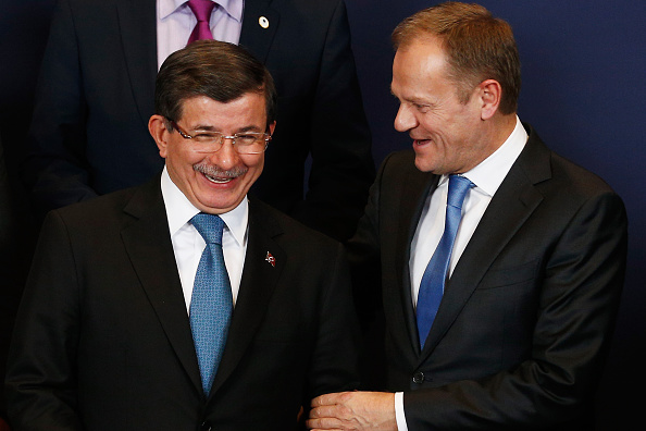 Strategy「European And Turkish Leaders Hold Summit On Migration」:写真・画像(7)[壁紙.com]