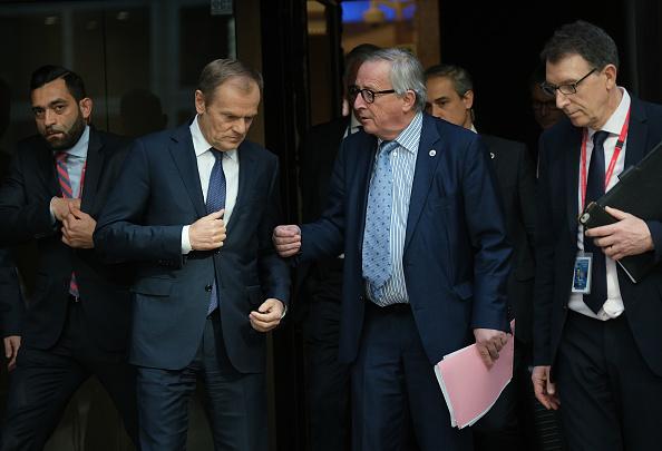 Capital Region「European Council Convenes As UK Seeks Brexit Delay」:写真・画像(6)[壁紙.com]