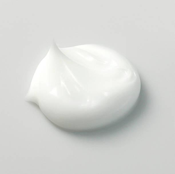 Portion of white cream, close-up:スマホ壁紙(壁紙.com)