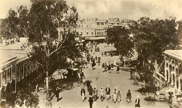 Incidental People「A Portion Of The Sadar Bazar」:写真・画像(4)[壁紙.com]