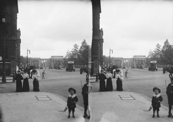 Three Dimensional「Hyde Park Corner」:写真・画像(7)[壁紙.com]