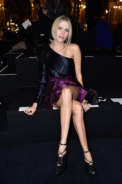 Spring Collection「Balmain : Front Row - Paris Fashion Week Womenswear Spring/Summer 2016」:写真・画像(14)[壁紙.com]
