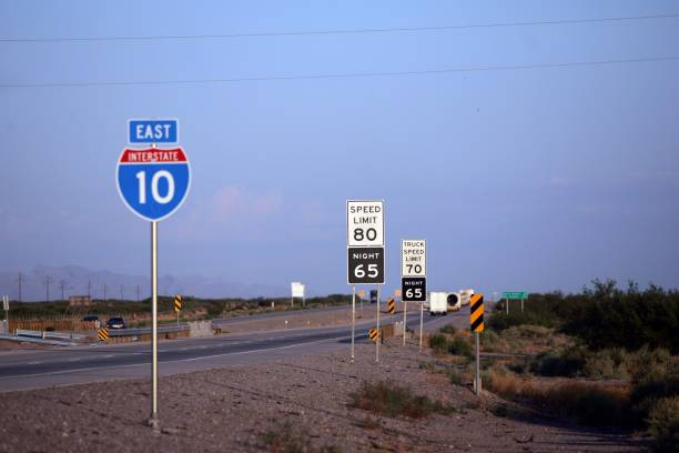 Parts Of Texas Raise Speed Limit To 80, Nations Highest:ニュース(壁紙.com)