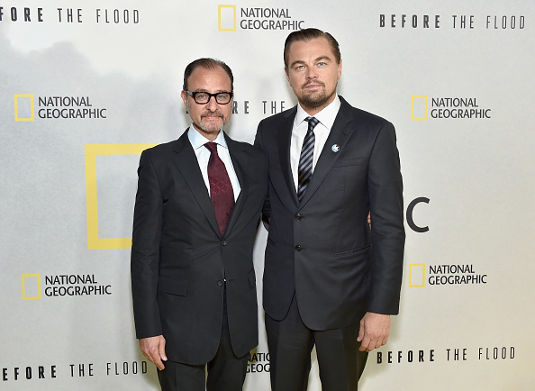 "United Nations Building「National Geographic Channel ""Before the Flood"" Screening」:写真・画像(15)[壁紙.com]"