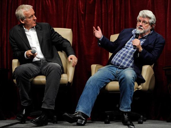 George Lucas「CinemaCon 2011 - Day 3」:写真・画像(1)[壁紙.com]