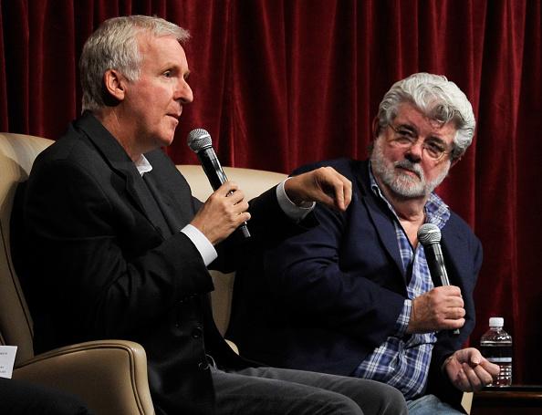 George Lucas「CinemaCon 2011 - Day 3」:写真・画像(2)[壁紙.com]