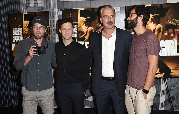 """Small Group Of People「""""White Girl"""" New York Premiere」:写真・画像(10)[壁紙.com]"""