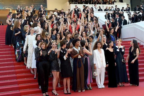 "International Cannes Film Festival「""Girls Of The Sun (Les Filles Du Soleil)"" Red Carpet Arrivals - The 71st Annual Cannes Film Festival」:写真・画像(8)[壁紙.com]"