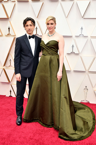 Leather Shoe「92nd Annual Academy Awards - Arrivals」:写真・画像(5)[壁紙.com]