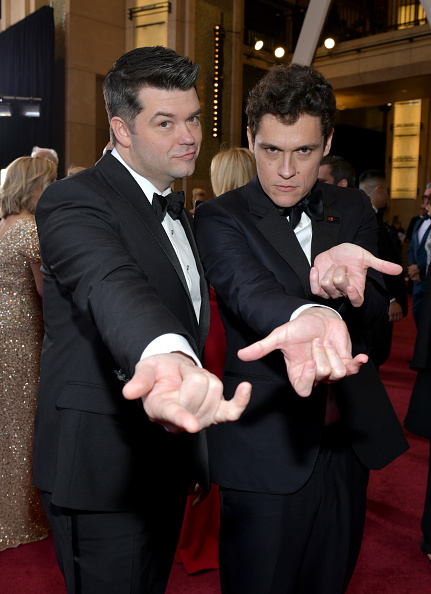 Two People「91st Annual Academy Awards - Executive Arrivals」:写真・画像(19)[壁紙.com]