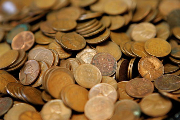 Copper「Future Of The Penny In Doubt」:写真・画像(0)[壁紙.com]