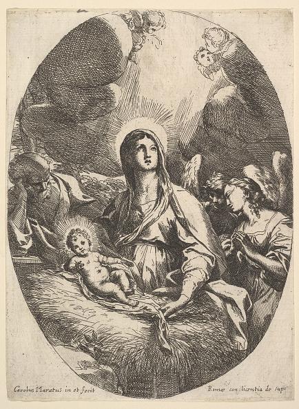 Jesus Christ「The Adoration Of The Angels Creator: Carlo Maratti」:写真・画像(15)[壁紙.com]