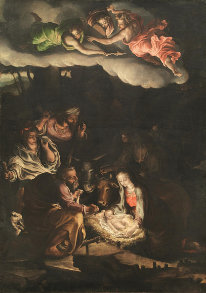 Painting - Activity「The Adoration Of The Shepherds.」:写真・画像(10)[壁紙.com]