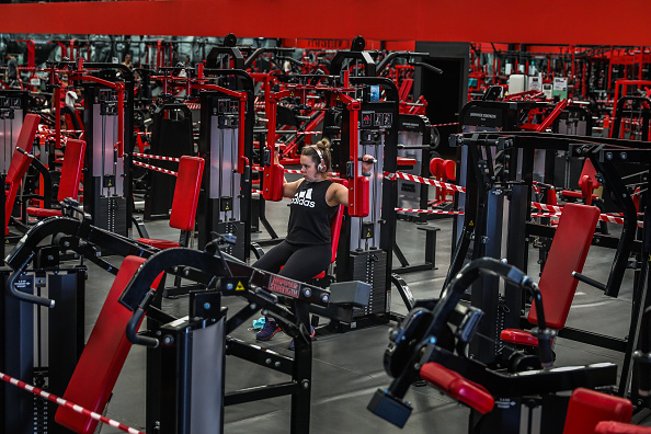 Blank「Gyms Reopen And Regional Travel Permitted As Victoria's COVID-19 Restrictions Ease Further」:写真・画像(6)[壁紙.com]