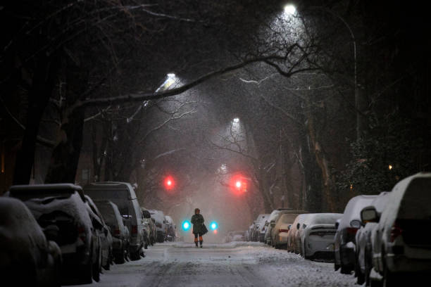 Major Blizzard Hammers East Coast With High Winds And Heavy Snow:ニュース(壁紙.com)