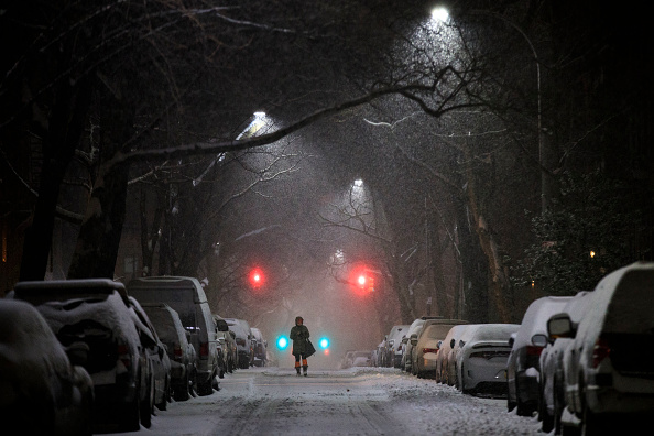 Snow「Major Blizzard Hammers East Coast With High Winds And Heavy Snow」:写真・画像(12)[壁紙.com]
