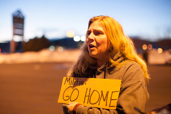2016 Malheur National Wildlife Refuge Occupation「Anti-Government Protesters Continue To Occupy National Wildlife Refuge After Leaders Arrested, And One Dead」:写真・画像(16)[壁紙.com]