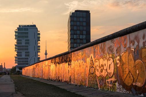 Mural「Eastside Gallery」:スマホ壁紙(5)