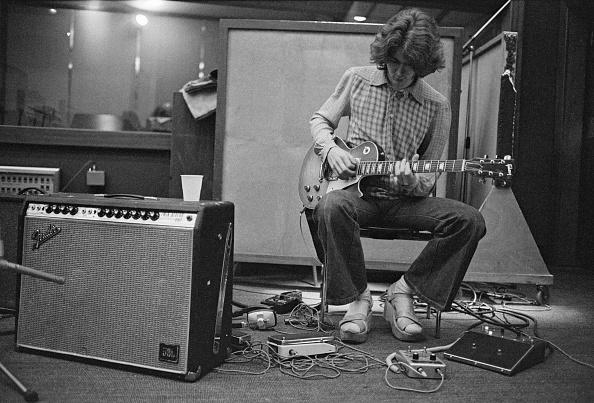 Amplifier「Mick Taylor In Studio」:写真・画像(5)[壁紙.com]