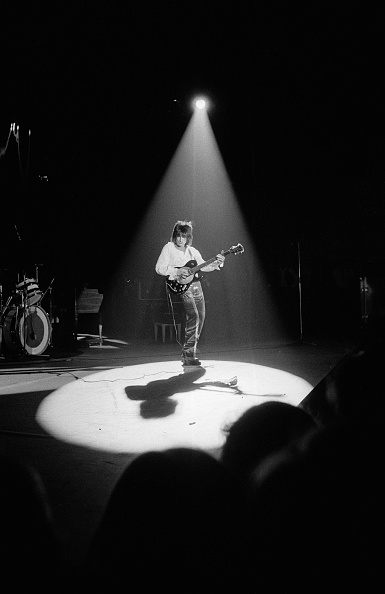 Electric Guitar「Ronnie Wood With Faces」:写真・画像(3)[壁紙.com]