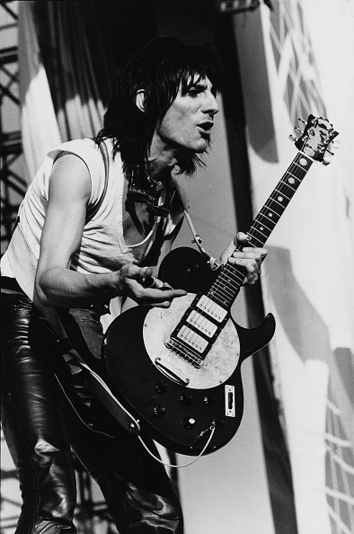 ギタリスト「Rolling Stones American Tour 1981」:写真・画像(13)[壁紙.com]