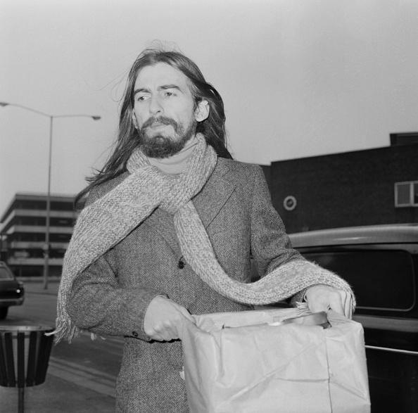 ロングヘア「George Harrison」:写真・画像(14)[壁紙.com]