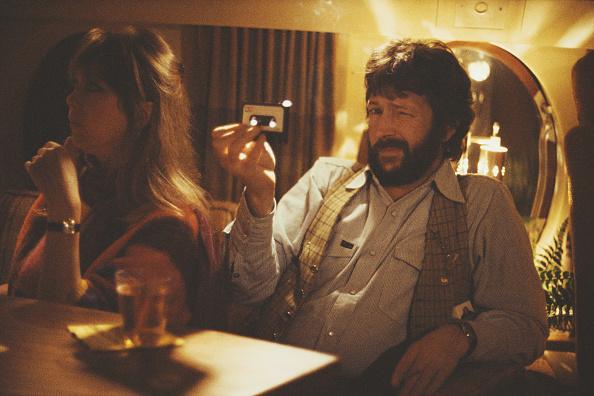 Vehicle Interior「Eric Clapton On Private Plane」:写真・画像(4)[壁紙.com]