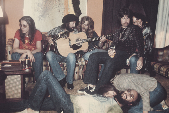 Keyboard Player「Clapton And Band Relax」:写真・画像(4)[壁紙.com]