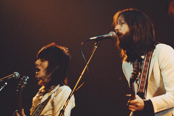 In A Row「Eric Clapton's Rainbow Concert」:写真・画像(19)[壁紙.com]