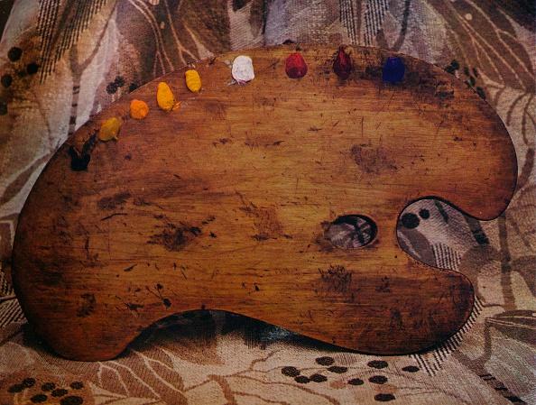 Artist「The Palette Of Philip Alexius De László, 1934.」:写真・画像(19)[壁紙.com]