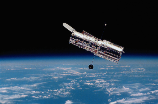 Hubble Space Telescope「Hubble Space Telescope」:スマホ壁紙(4)