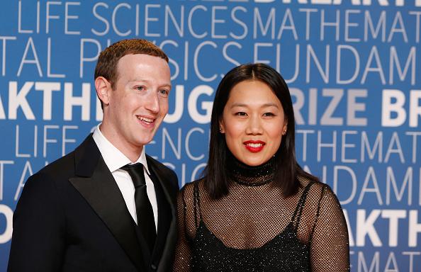 Mark Zuckerberg「2019 Breakthrough Prize - Red Carpet」:写真・画像(15)[壁紙.com]