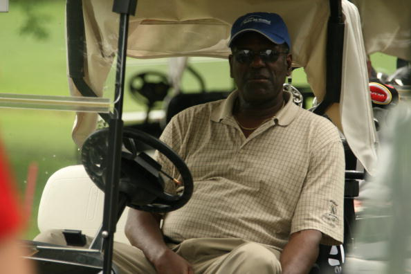 ボブ ギブソン「2008 Joe Torre Safe At Home Foundation Golf Classic」:写真・画像(19)[壁紙.com]