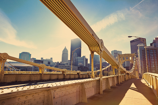 Pennsylvania「Good Morning Pittsburgh, PA」:スマホ壁紙(8)