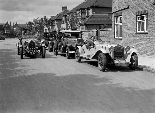 France「1930 Alfa-Romeo, Chrysler Coupe and Bugatti Type 43 2262cc」:写真・画像(18)[壁紙.com]