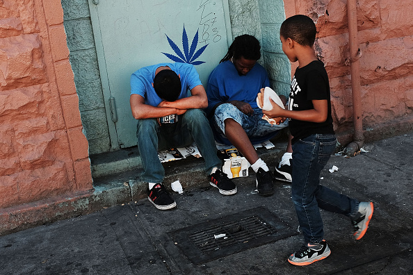Spice「Synthetic Marijuana, Or K2, Use On The Rise In New York City」:写真・画像(18)[壁紙.com]