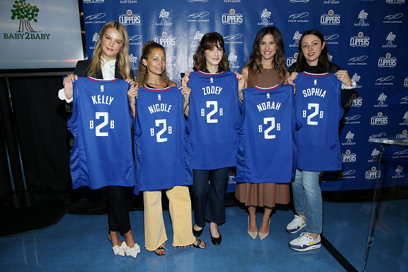 Kelly public「Baby2Baby And Ambassadors Celebrate Donation Of One Million Backpacks From Baby2Baby, Kawhi Leonard And The LA Clippers To Students In Los Angeles」:写真・画像(0)[壁紙.com]