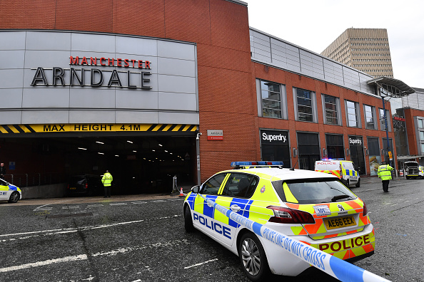 Manchester - England「Multiple People Stabbed At Arndale Centre」:写真・画像(5)[壁紙.com]