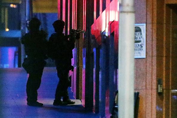 シドニー「Police Hostage Situation Developing In Sydney」:写真・画像(8)[壁紙.com]