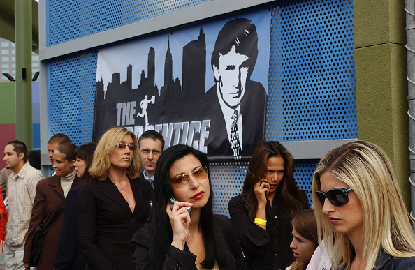 "Waiting「NBC's ""The Apprentice"" Recruiting Tour」:写真・画像(19)[壁紙.com]"